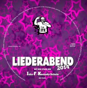 Liederabend 2014 CD Rohling