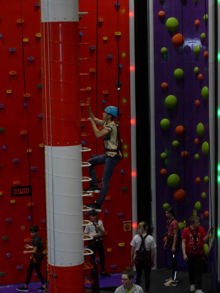 Clip and climb karben
